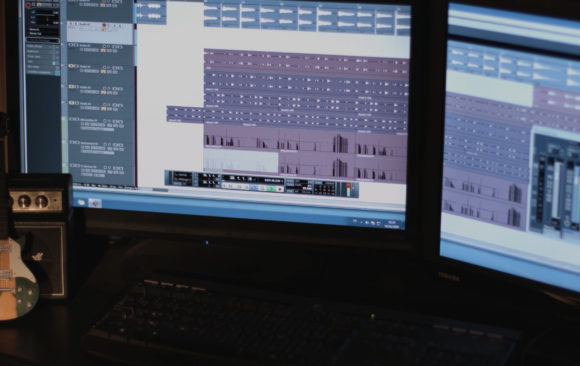 Mixage et Mastering Audio