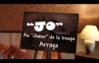 "Film ""JO, au «choeur» de la troupe Arraya"" Bande annonce Cinéma Le Saleys Salies de Béarn"
